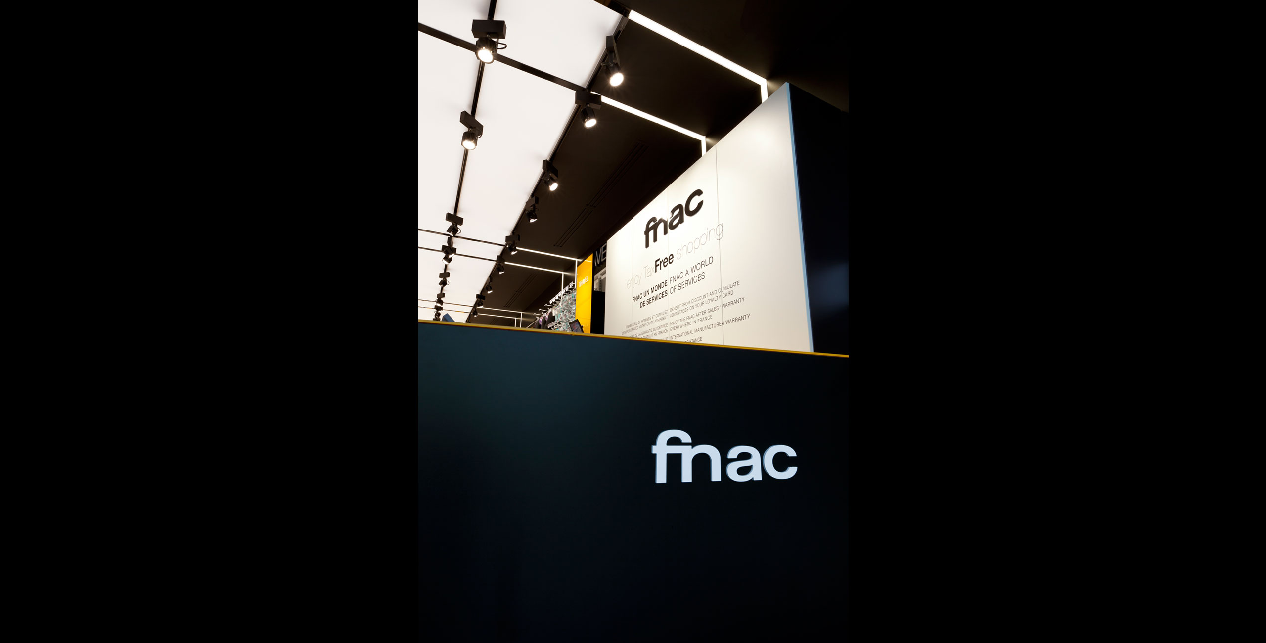 FNAC photo shoot